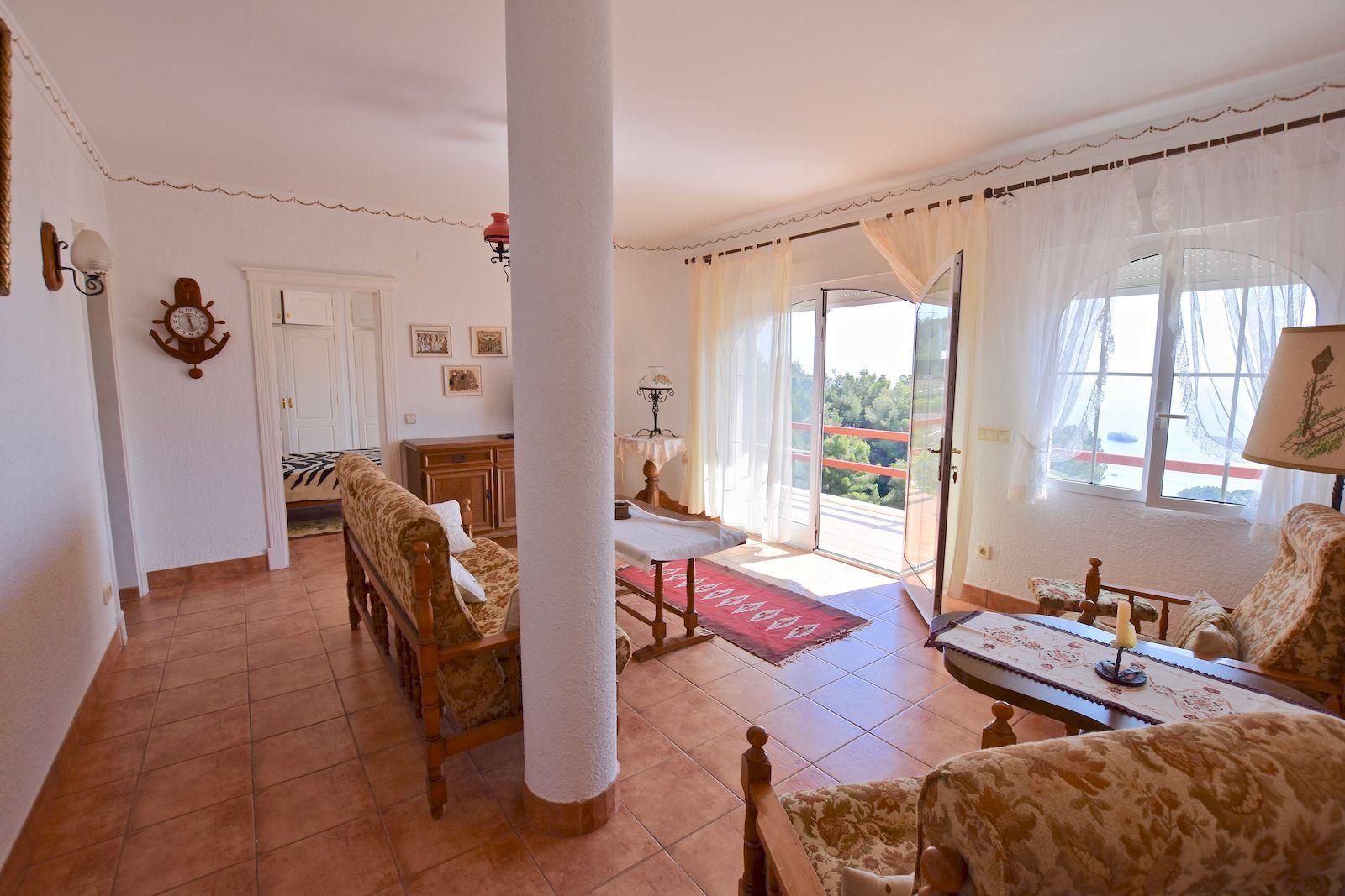 Villa zu verkaufen in Portixol mit Meerblick - Javea - Costa Blanca