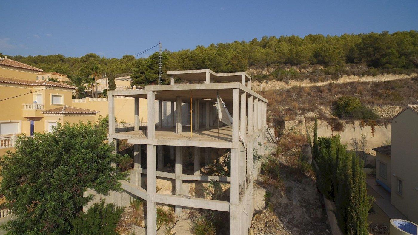Moderne Luxus-Villa zum Verkauf in Calpe - Costa Blanca