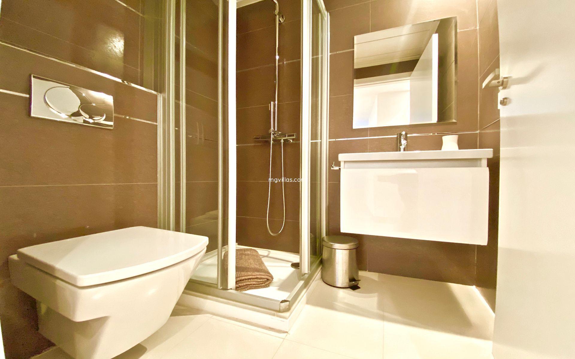 4 Schlafzimmer Duplex Penthouse mit Meerblick - Javea - Costa Blanca