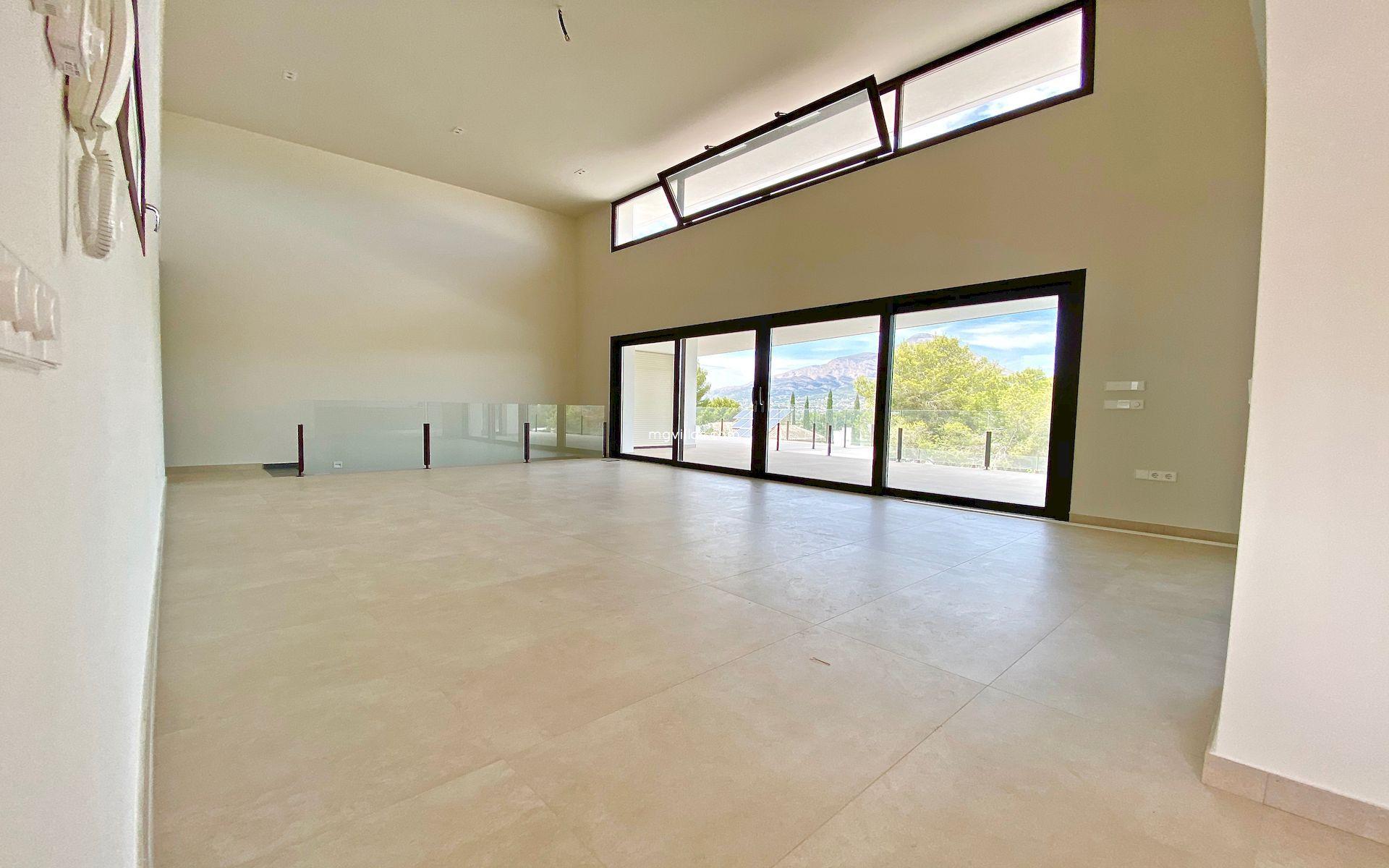 Moderne Neubauvilla zum Verkauf in Javea - Costa Blanca