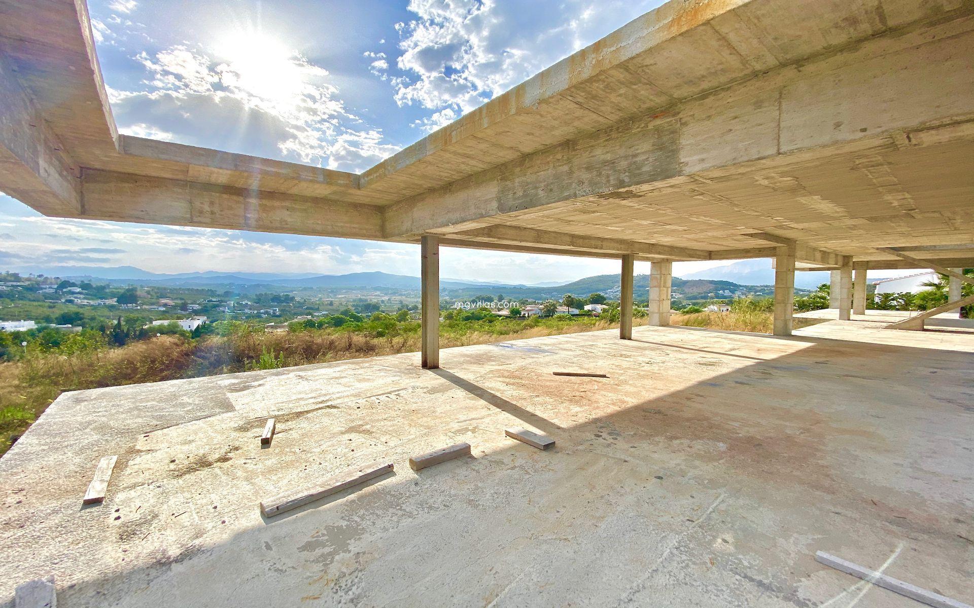 Neubau Villa zu verkaufen in Javea - Costa Blanca