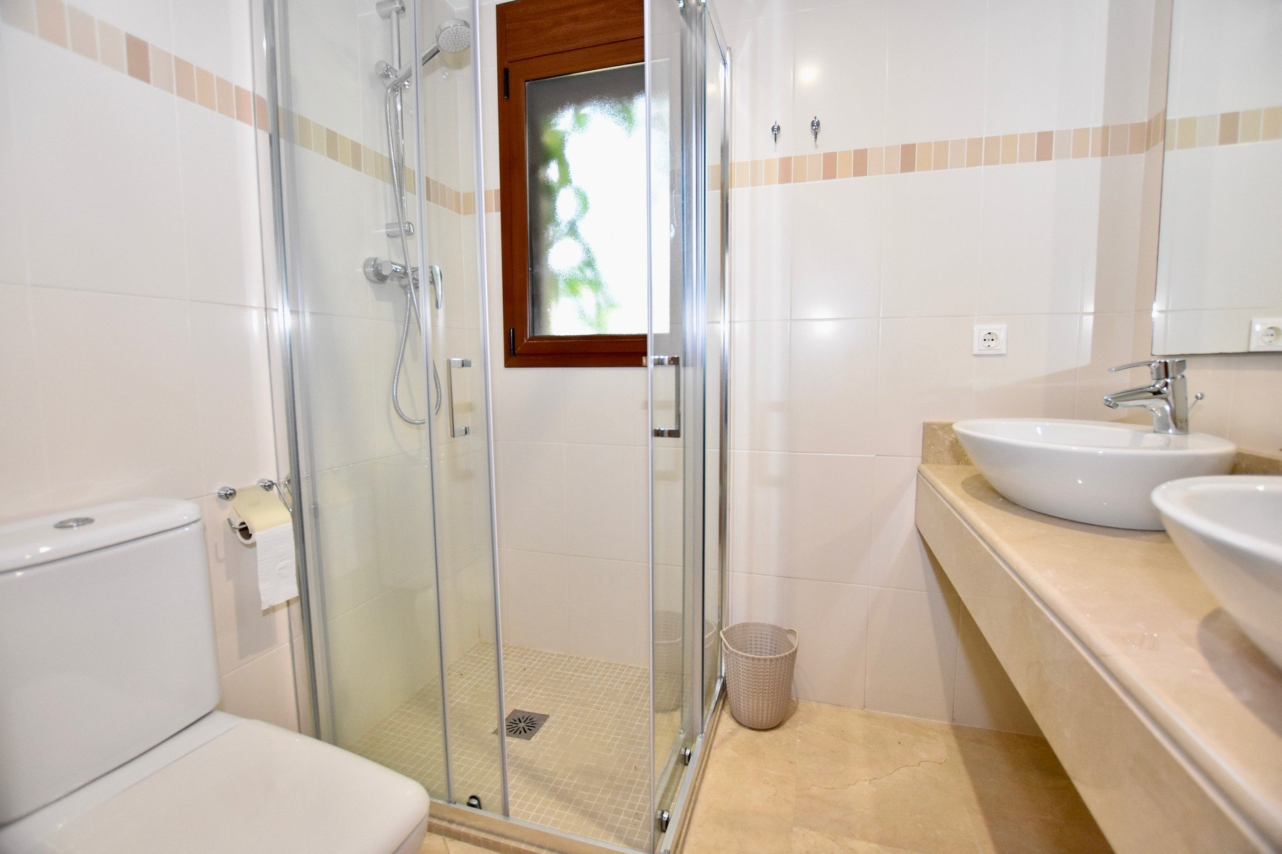 Schöne 2-Zimmer-Wohnung in Urbanisation Jardines de Montemar in Moraira - Costa Blanca