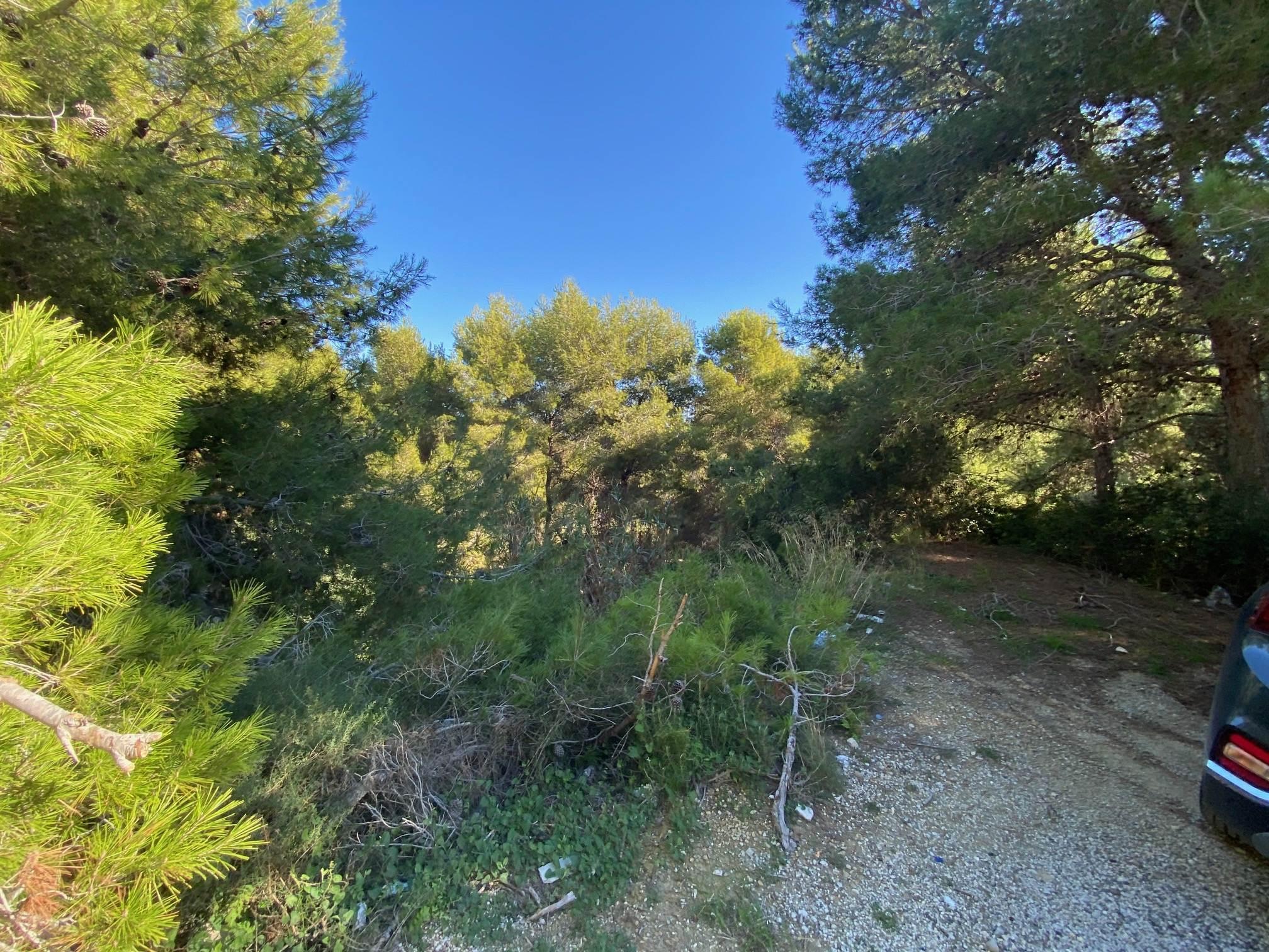 Grundstück zum Verkauf in Urbanisation Mar Azul - Portichol - Javea