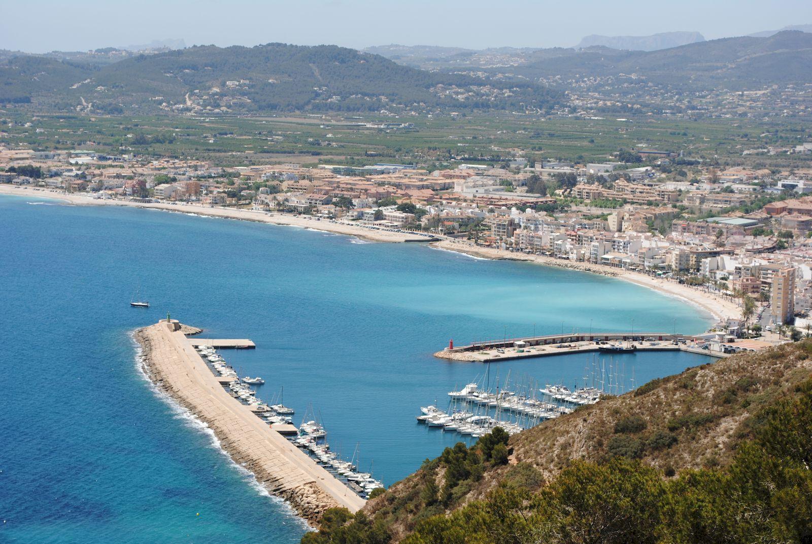 Neubau Förderung im Hafen von Javea zu verkaufen - Costa Blanca